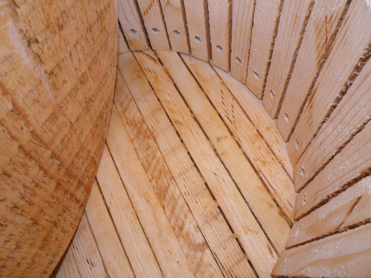 Inside the Cider Soaked Basket