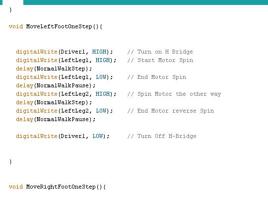 Ike's Arduino Code